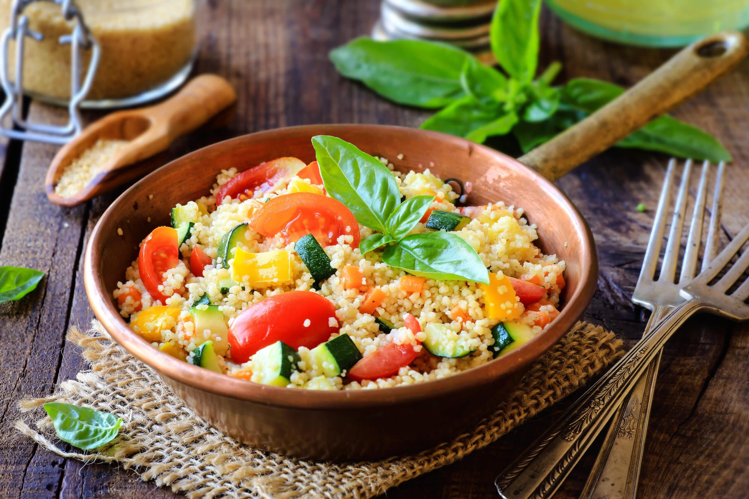 Couscous-Rezept-Salat-einfach-orientalisch-italienisch-vegetarisch